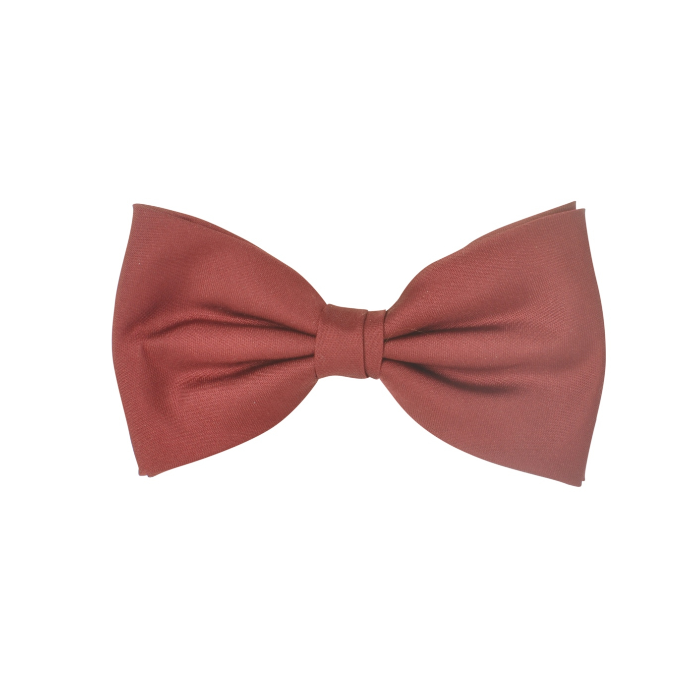 Bow Tie, Wine Red