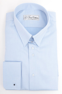 Bovelino Tailored shirt, Blue