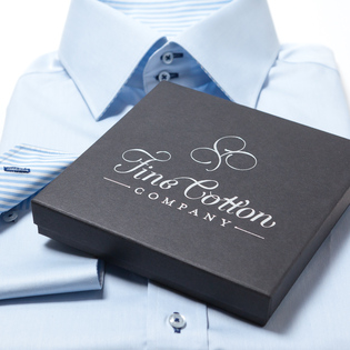 Tailor-made Shirt Gift Box 'Premium'