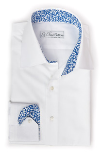 Bovelino Tailored Shirt, White